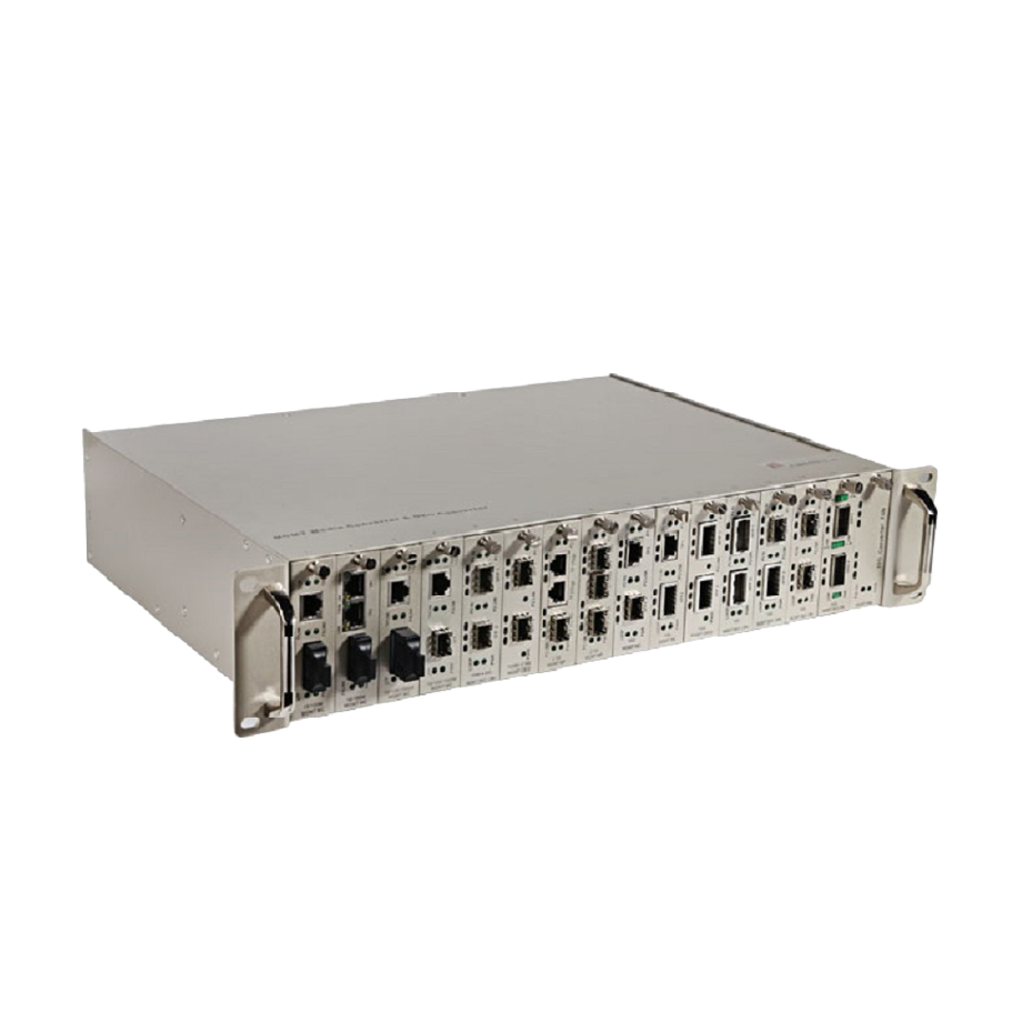 管理型光纤冗余收发器