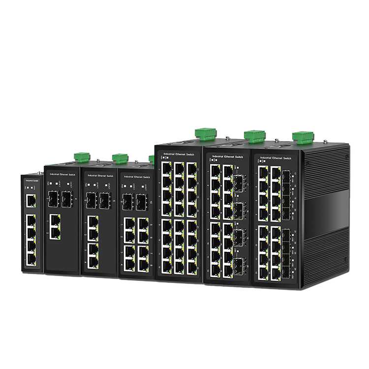 电信级1光2电百兆光纤收发器