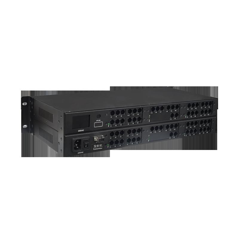 4路工业级电话光端机系列