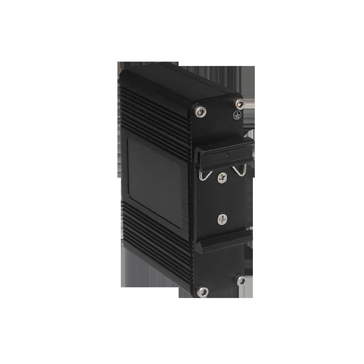 工业RS422串口+百兆以太网收发器