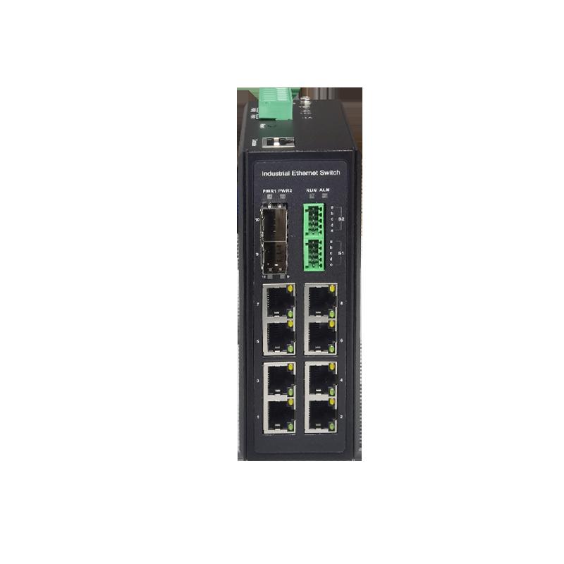 工业级串口环网以太网交换机