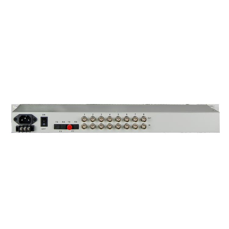 8路E1 PDH光端机